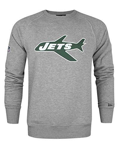 New Era NFL New York Jets Vintage Logo Men's Sweater