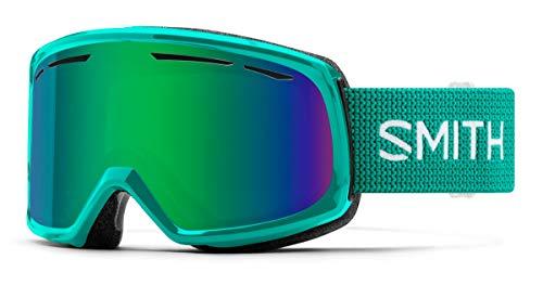 SMITH Drift Masque de Ski Femme, Jade/Green Solx, FR :...