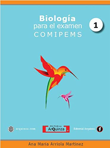 Biología para el Examen COMIPEMS (Ingreso al Bachillerato nº 1)