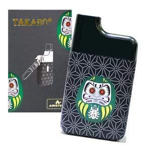 Airistech TAKABO CBD モデル 510 規格 JUUL 互換 VAPE 電子タバコ ヴェポライザー リキッド