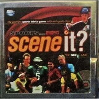 Scene It? ESPN Sports TIN by Scene It