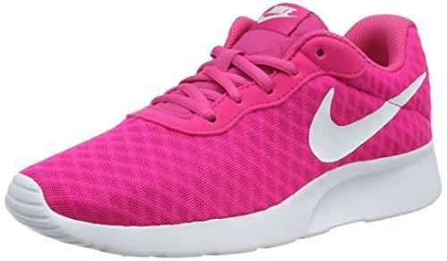 Nike 844908-300, Scarpe da Ginnastica Ragazza, Multicolore (Rosa/Bianco/Agosto), 37.5 EU