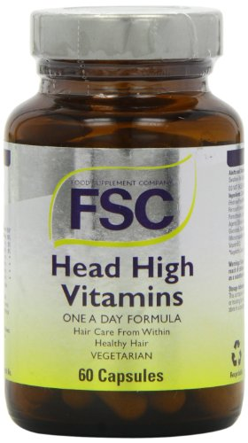 FSC Head High Vitamins 60 Capsules
