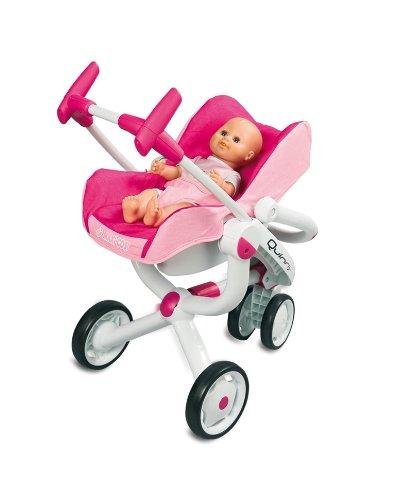 Smoby Maxi-Cosi en Quinny 550389 Kinderwagen + Buggy + autostoeltje