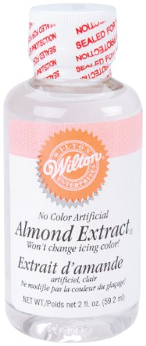 Wilton W6042126 Almond Extract for Cake Decoration, 2-Ounce