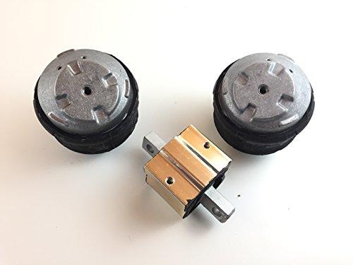 2 cojinetes de motor, 1 cojinete de engranaje de fuerza W203 CL203 S203 W211 S211 W210 S210 - por favor consultar lista exacta de vehículos.