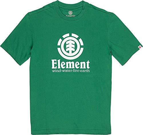 Element - Camiseta de Manga Corta Vertical en Amazon Amazon M