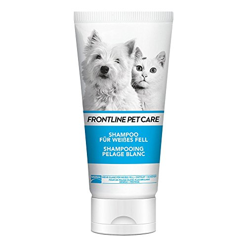 FRONTLINE PET CARE Shampoo für weisses Fell vet. 200 ml