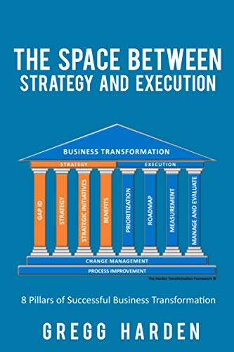The Space Between Strategy and Execution: 8 Pillars of Successful Business Transformation
