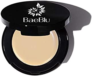 BaeBlu Organic Concealer, FULL Coverage Cover Up, 100% Natural, Made in USA, Fresh