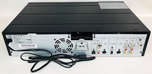 『DXアンテナ 地上デジタルチューナー内蔵ビデオ一体型DVDレコーダー DXR170V』の4枚目の画像