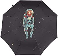 ナマケモノは宇宙飛行士です 折りたたみ傘 自動開閉 軽量 折り畳み傘 メンズ 大きい 日傘 UVカット 紫外線遮蔽 晴雨兼用 台風対応 梅雨対策 大きい 超撥水 おりたたみ傘 メンズ レディース 折りたたみ傘 日傘 雨傘 折りたたみ傘