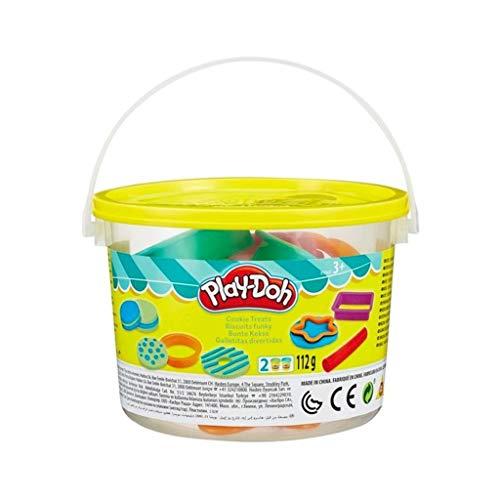 Play-Doh-Playdoh Cubo con Accesorios B4453