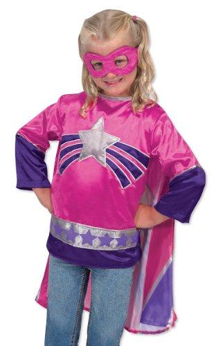 Melissa & Doug - 14784 - Déguisement - Costume de Super-Héroïne