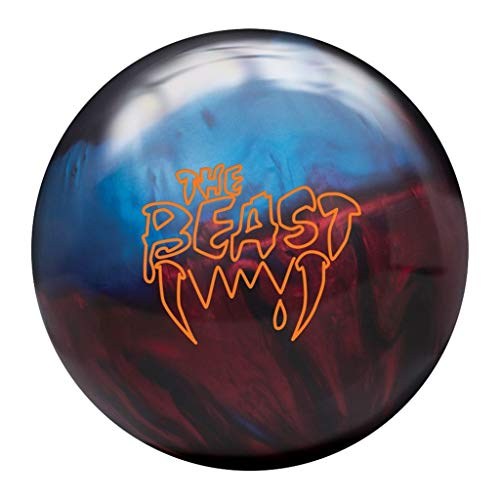 Columbia 300 The Beast Bowling Ball- Blue/Red/Black 15