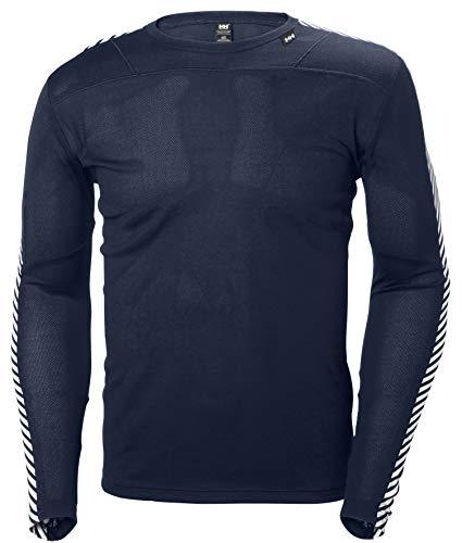 Helly Hansen HH Lifa Crew, Maglia Termica per Uomo, Abbigliamento Sportivo Isolante Adatto per Sci, Escursionismo e Vela, Base Layer Leggero e Traspirante a Maniche Lunghe