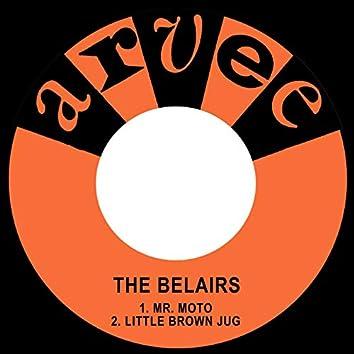Mr. Moto / Little Brown Jug