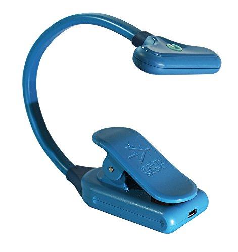 Mighty Bright 47811 - Libro de luz Nuflex, color azul