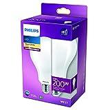 Philips LED Lampadina LED Goccia, Equivalente a 200W, Attacco...