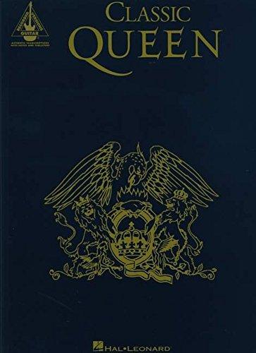Classic Queen: Guitar Recorded Versions: Noten, Sammelband, Tabulatur für Gitarre