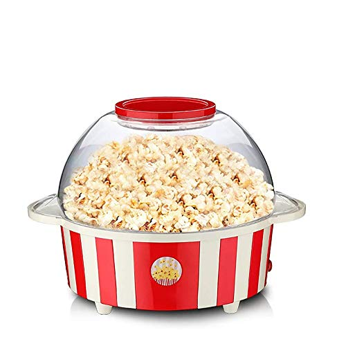 Lowest Prices! QIN 850W The Original Popcorn Popper, Popcorn Maker,machine Home Popcorn Machine Can ...