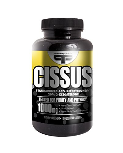 PrimaForce, Cissus 120 capsules
