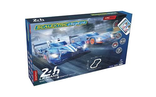 Scalextric - Arc Pro 24h Le Mans Set 2 X Ginetta's (7/19)...