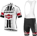 logas completo ciclismo uomo maglia ciclismo uomo 5d gel salopette pantaloncini corti imbottiti set di abbigliamento ciclista