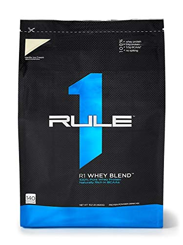 Rule1 R1 Whey Blend (10Lbs) 4540 g