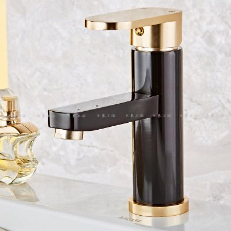 Küche oder Badezimmer Waschbecken Mischbatterie für den ganzen Krper Kupfer Waschbecken Wasserhahn S einzelne Bohrung heie und kalte einzigen Griff Becken im Einklang Waschbecken Wasser sitzen Tippen S R302 Tippen Sie auf