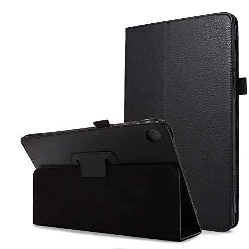 Funda para Lenovo Tab M10 FHD Plus (2ª generación) TB-X606F, Ultrafina Elegante Ligera y Práctica Funda Protectora para Lenovo Tab M10 FHD Plus 10.3' HD 2nd Gen 2020 (Negro)