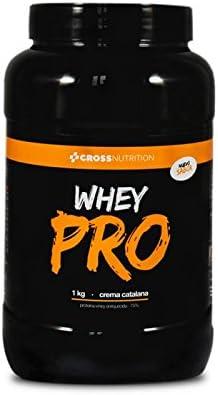 Proteína Whey Pro pure - Cross Nutrition - 90% de aislado y ...
