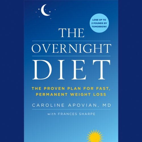 The Overnight Diet audiobook cover art