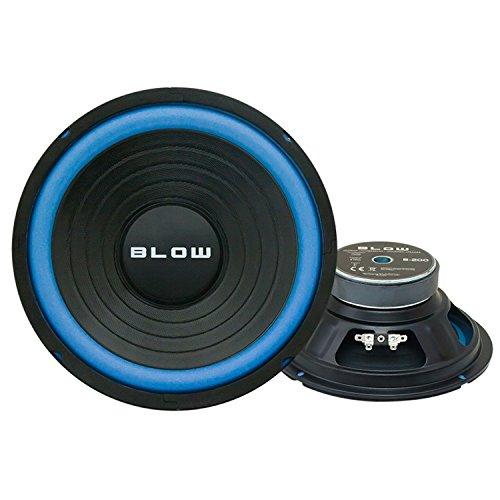 Blow Subwoofer woofer coche Car Auto Bass altavoz
