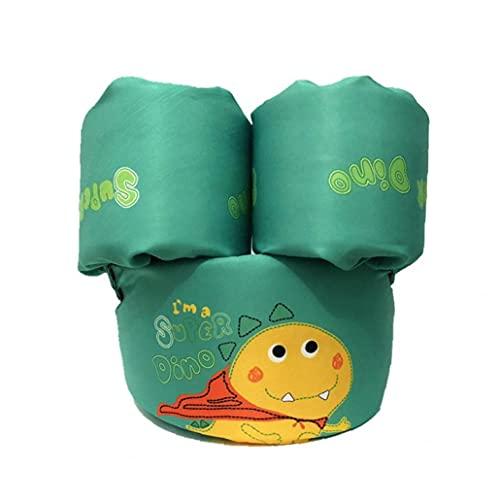 NIDONE BOYANCE-Schwimmweste für Kinder schwimmende Badeanzug-Badeanzug mit Armbandsicherungsschnalle, geeignet für 14-25 kg style8