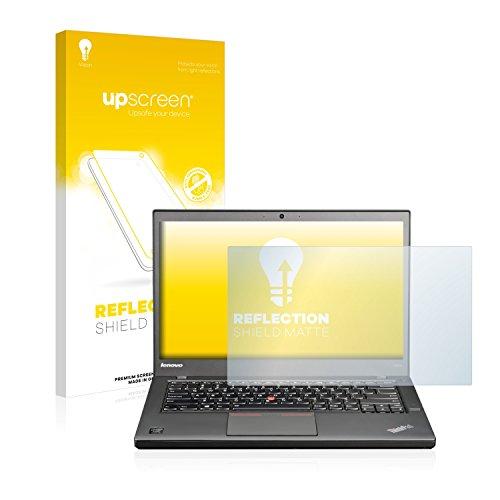 upscreen Entspiegelungs-Schutzfolie kompatibel mit Lenovo ThinkPad T440s Non-Touch – Anti-Reflex Bildschirmschutz-Folie Matt
