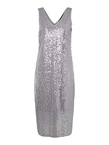 Vero Moda VMDAISY SL Calf Dress JRS KI Vestido de Fiesta, Si
