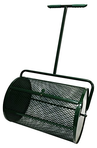 Best Prices! Peak Seasons 25A 18 X 24 Green Compost Spreader