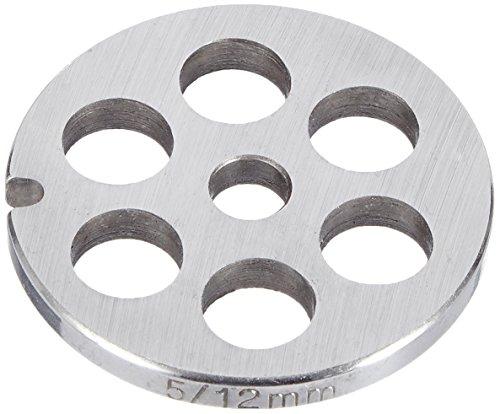 3 ne acier tremp/é inoxydable pour hachoir /électrique no22 Diam/ètre des trous 22 D 3 mm REBER plaque fili/ère plaque TC