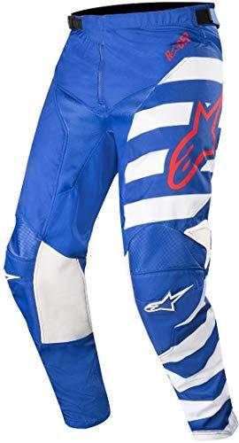 Alpinestars Crossbroek Racer Braap Blue/White/Red-30