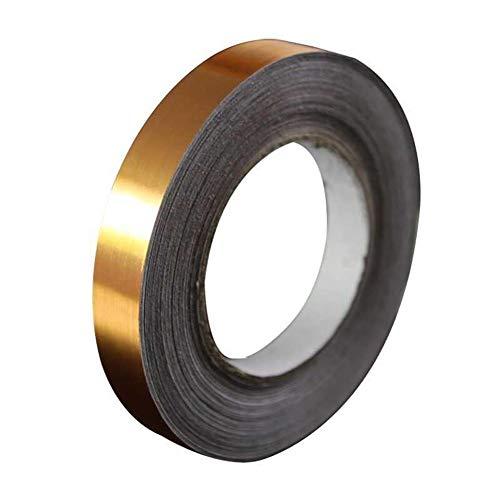 Classicoco Mildewproof Gap tape verzegelingsband aluminium band waterdicht velgen goud zilver