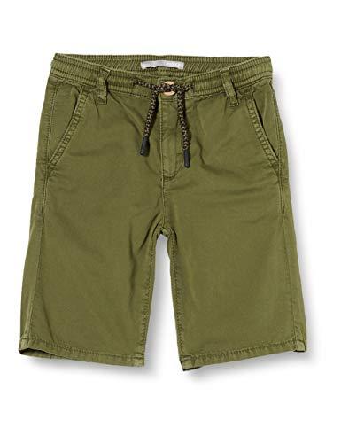 Mexx Jungen 952022 Shorts, Grün (Bronze Green 180317), (Herstellergröße: 116)