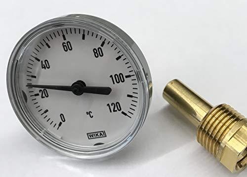 FTM Räucherthermometer bis 120° Grad