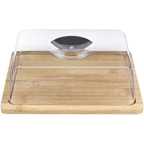 Cook Concept KA4327 QUESERA 24x18,5 CM, Beige, Estandar