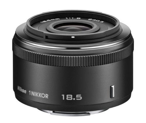 Nikon 単焦点レンズ 1 NIKKOR 18.5mm f 1.8 ブラック ニコンCXフォーマット専用