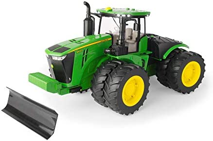 TOMY John Deere Big Farm Scale Lights Sounds 9620R 4WD Tractor Toy 1 16 Scale product image