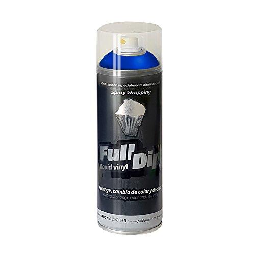 FullDip FLD904 Vinilo Líquido, Azul Eléctrico Candy, 400 ml
