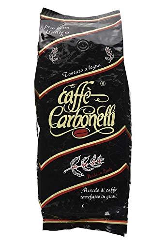 Caffè Carbonelli Arabica Gold - Cafè en grains - 1kg