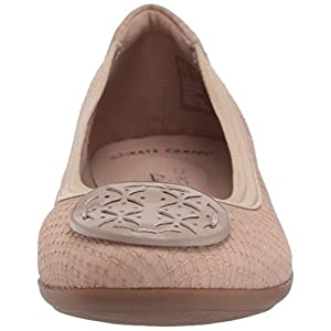 Clarks Women's Gracelin Lola Ballet Flat