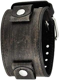 [ネメシス] Nemesis 腕時計 Men's Embossed Design Collection Watch クォーツ STH106K メンズ [バンド調節工具&高級セーム革セット]【並行輸入品】